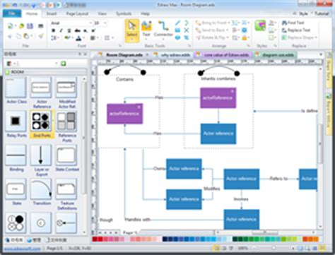 room diagram maker room diagram software diagram solutions