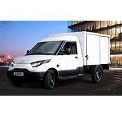 DHL Deutsche Post Electric Delivery Vans To Go On Sale