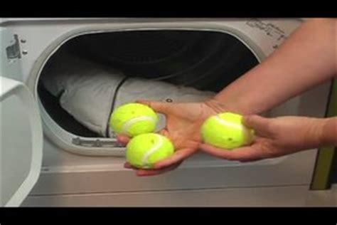 daunendecke kaufen worauf achten tennisball in den trockner stecken das sollten sie beachten