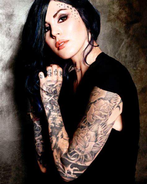 kat von d tattoo makeup d jonathan kliatchentovski