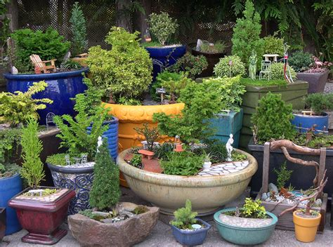 miniature garden containers miniature gardens is a way