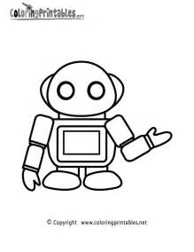 robot coloring pages robot coloring pages