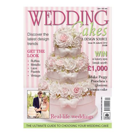 Wedding Cakes Magazine by Wedding Cakes Magazine Autumn 2012 Squires Kitchen Shop
