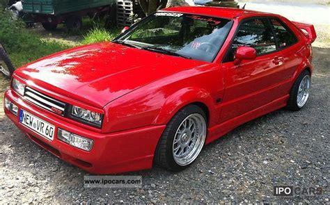 1995 volkswagen corrado 1995 volkswagen corrado vr6 2 9 car photo and specs