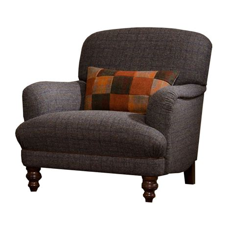 armchairs online tetrad braemar harris tweed armchair available to buy online