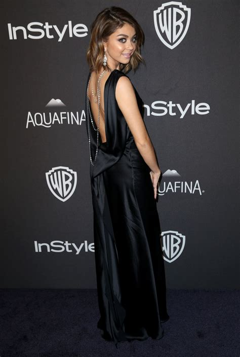 In Style And Warner Bros 2007 Golden Globe After by 2016 Instyle Warner Bros Golden Globe Awards After