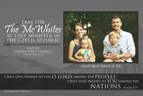 missions prayer card template new prayer cards mcwhites on mission