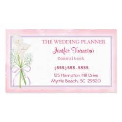 wedding planner business cards wedding planner business car zazzle