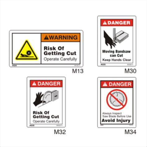 woodwork safety signs wood signs suppliers traders wholesalers