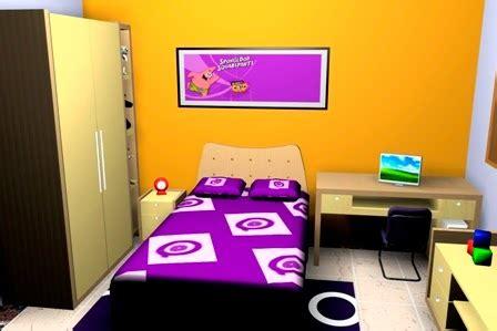 gambar desain kamar kost minimalis 20 gambar kamar tidur minimalis modern terbaru 2018 1001