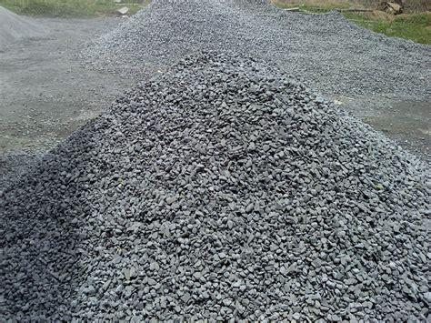 Kegunaan Batu Koral Putih batu urug jalan batu koral coran