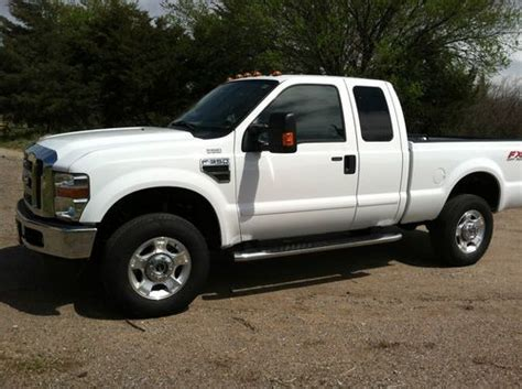 buy used 2010 sd ford f 350 4x4 supercab xlt in hutchinson kansas united states
