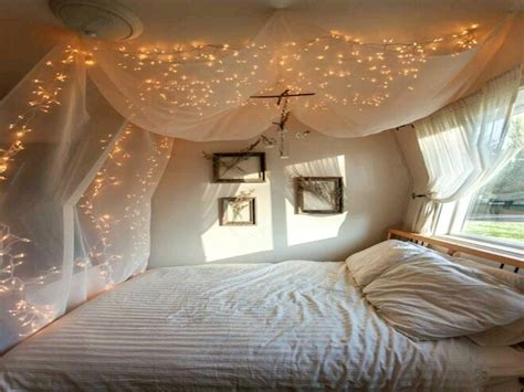 bed canopy with lights amazing canopy bed