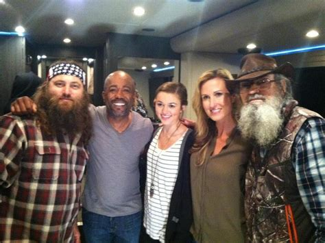country music videos with duck dynasty darius rucker features several special guests in quot wagon