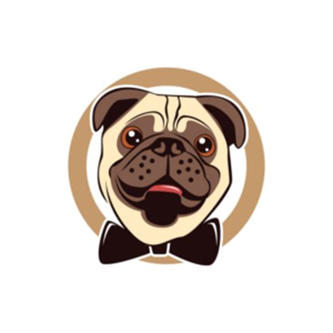 pug acronym 39 upmarket pet care logo designs for none provided a pet care business in