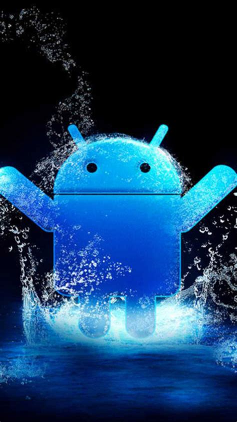 android happy splash smartphone wallpapers hd getphotos