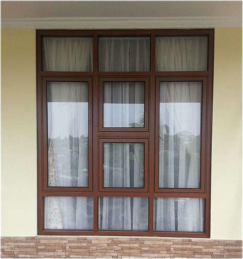 desain daun jendela minimalis 41 model jendela rumah minimalis modern terbaru dekor rumah