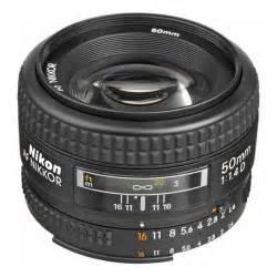 Lensa Nikon Af 50mm F 1 4 D jual nikon af 50mm f 1 4d harga dan spesifikasi