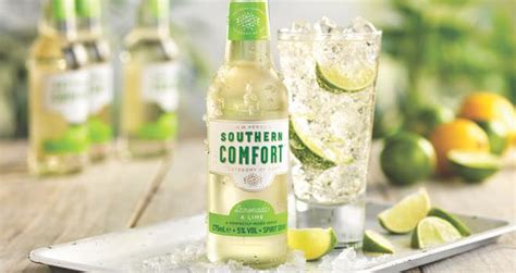 southern comfort and lemonade southern comfort lemonade lime foodbev media