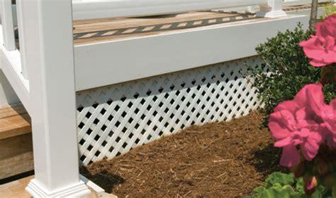 veranda lattice veranda plastic lattice