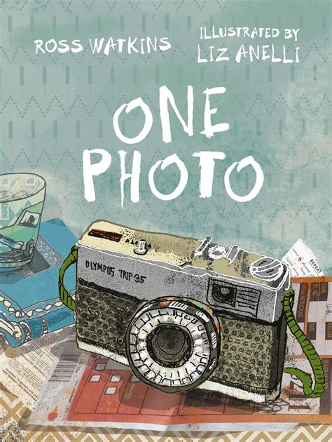 photo picture book one photo penguin books australia