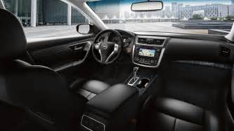 Inside Of Nissan Altima 2017 Nissan Altima Irvine Auto Center Irvine Ca