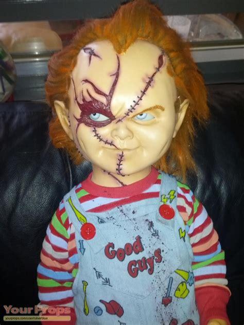 movie replica chucky doll seed of chucky lifesize chucky replica movie prop
