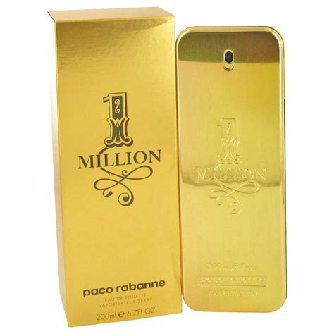 Farfume One Million 1 million cologne by paco rabanne