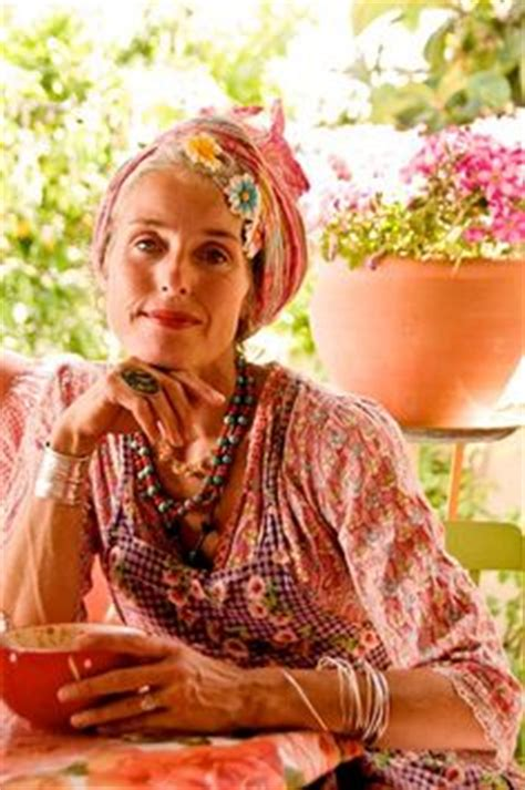 bohemian look on older women 1000 images about beauty above 40 on pinterest