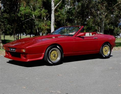 Tvr Website Tvr 350i Amazing Pictures To Tvr 350i Cars In