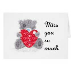 miss you cards zazzle