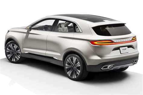 mkc lincoln lincoln mkc concept photos and details autotribute