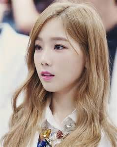 hair with taeyeon hairstyles and hair colors korean hairstyle trends