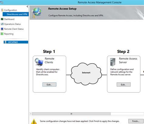 configure xp remote access how to configure or edit remote access server in