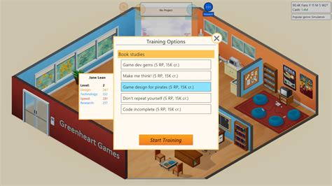 game dev tycoon research mod screenshots image game dev tycoon mod db