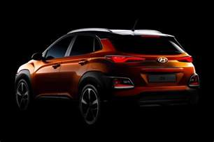 new hyundai car new hyundai kona suv specs details photos by car magazine