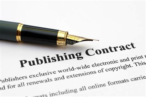 publishing picture books how to negotiate a book publishing contract keller media