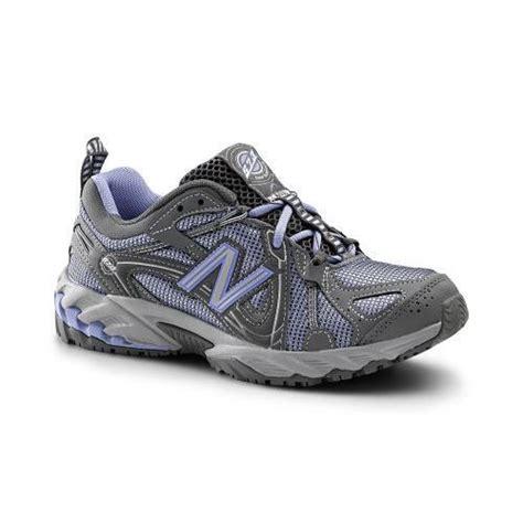 new womens slip resistant new balance trail shoe medium