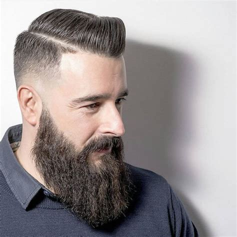 Hairstyles With Beard by Best 25 Beard Styles Ideas On Beard
