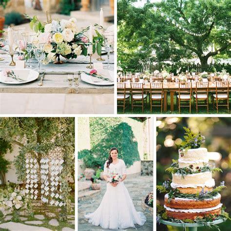 Wedding In The Garden Ideas Small Garden Wedding Ideas Webzine Co