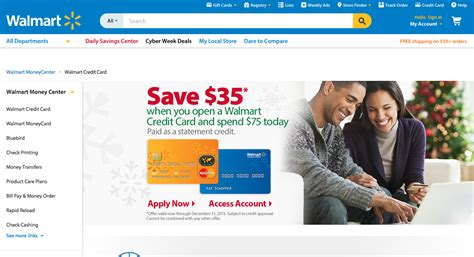 tutorial carding walmart how to apply for the walmart credit card