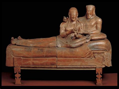 Sarcophagus Of Reclining by History Part 6 Flashcards By Proprofs
