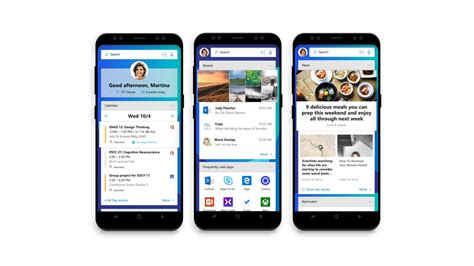 microsoft launcher themes microsoft s new android launcher lets you connect your