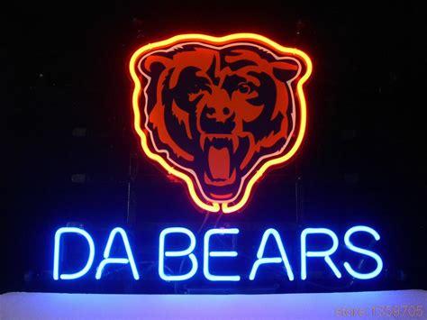 seller for nfl chicago bears da bears football real