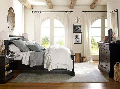 pottery barn master bedroom ideas best 25 black bedroom furniture ideas on pinterest