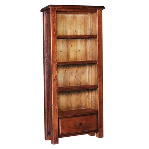 large solid pine bookcase homehighlight co uk