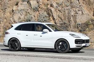 Porsche Cayenne New 2017 Porsche Cayenne What To Expect By Car Magazine