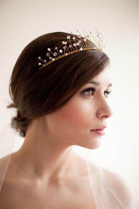 tiara hochzeit tiara brautkronen wired kristall und perlen kronen