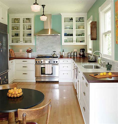 farmhouse kitchen style in your home apartment therapy