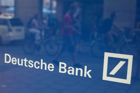 deutsche bank de grafiek deutsche bank in de problemen marketupdate